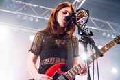 Fotos: Blood Red Shoes live im beatpol in Dresden
