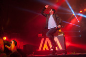 Fotos: Marteria live in der SAP Arena in Mannheim